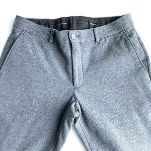 Sweat-Pant Slacks